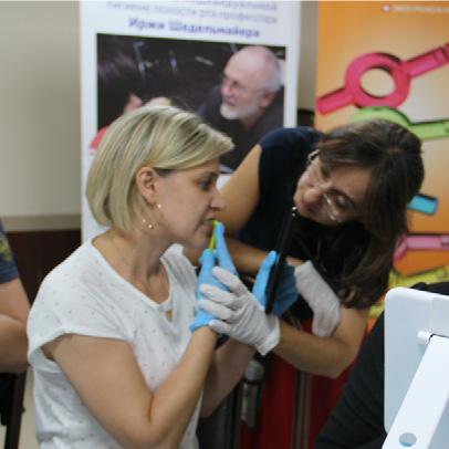 Теоретическо-практические Курс: Комплексный подход к гигиене полости рта